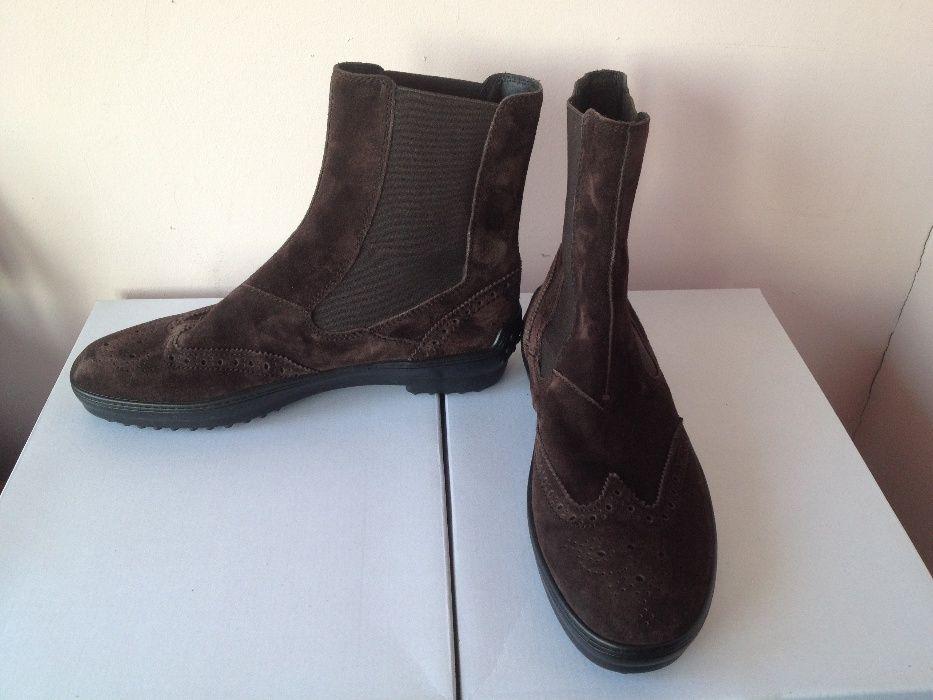 Ghete dama,Tod'S Chelsea Boots,marime 39 1/2,originale!