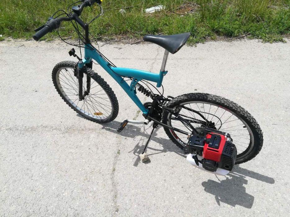 Монтирам бензинов двигател на ваш велосипед гр. София - image 5