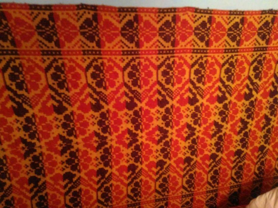 Vand carpeta de iuta de perete