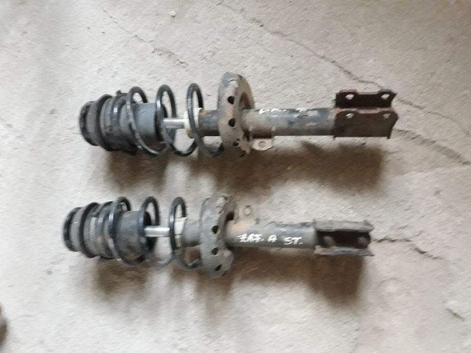 Arc(arcuri) fata+ amortizor+ flansa original Opel Zafira A(1998-2006). Bucuresti - imagine 2