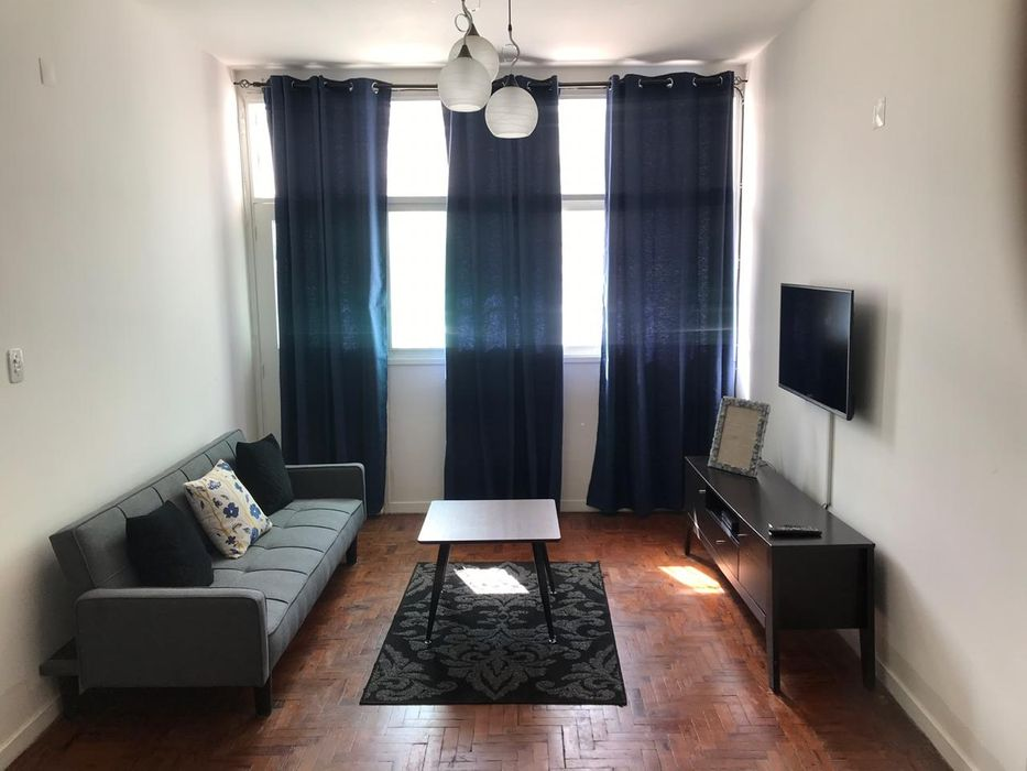 Vende se Apartamento T2+1 Com Móveis no Bairro do Alto Maé