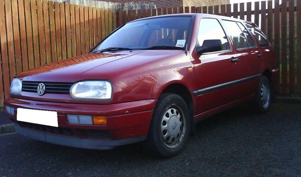 Dezmembrez VW GOLF 3, an fabr. 1994, 1.4i