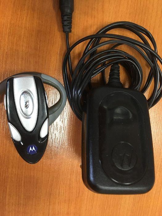 Handsfree bluetooth слушалка motorola
