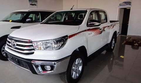 Toyota Hilux 0km Ingombota - imagem 1