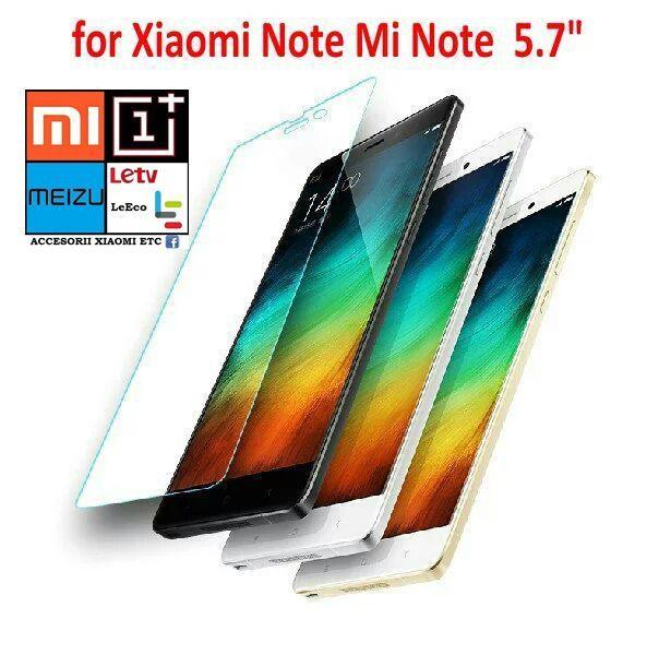 Folie sticla Xiaomi Mi Note / Mi Note Pro 5.7 inch display