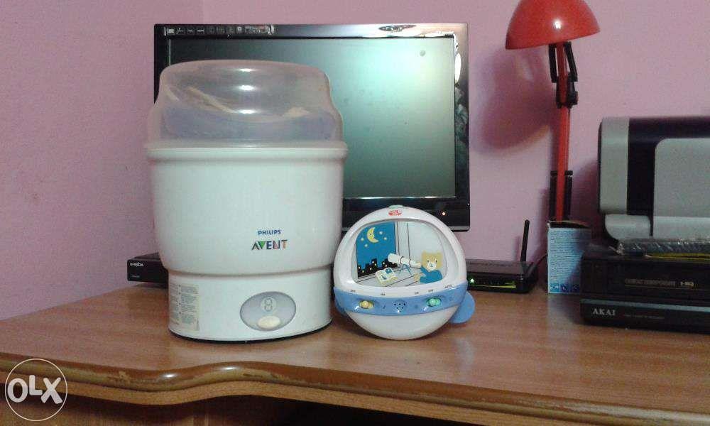 vand sterilizator biberoane, marca phillips avent