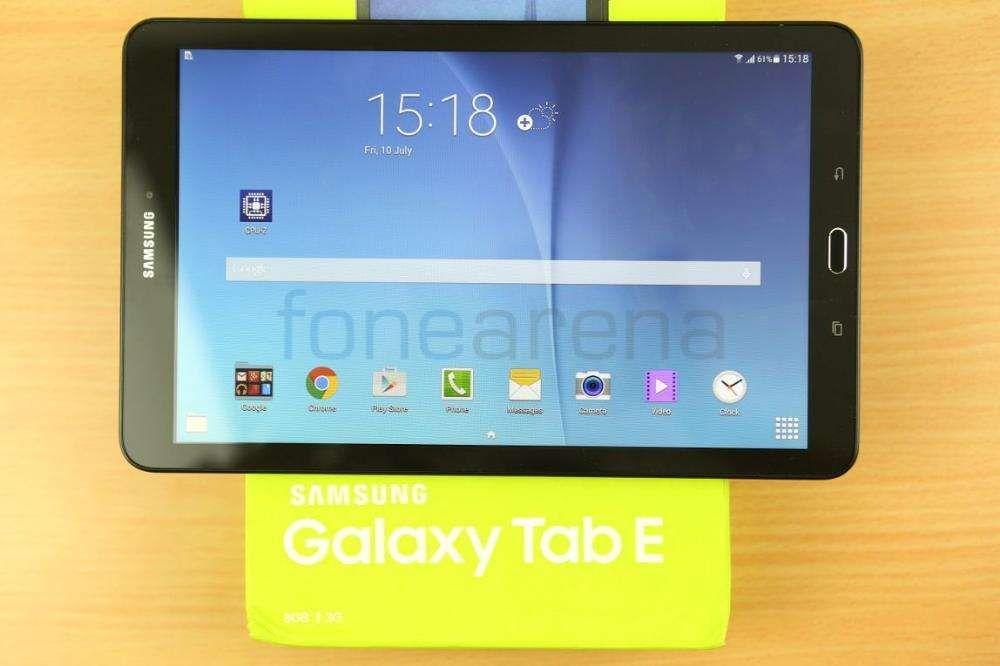 """Better Price Samsung Galaxy Tab E 9.6"""" N.B: Celulares novos selados"""