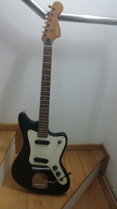 chitara vintage framus electrica