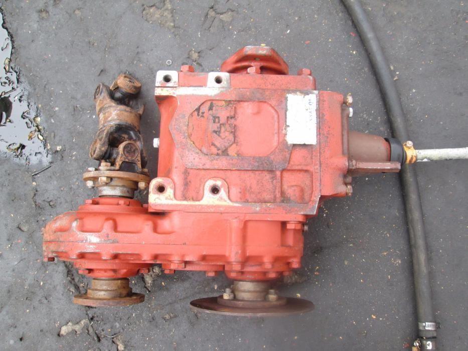 Cutie de viteza Hurth de buldoexcavator Case