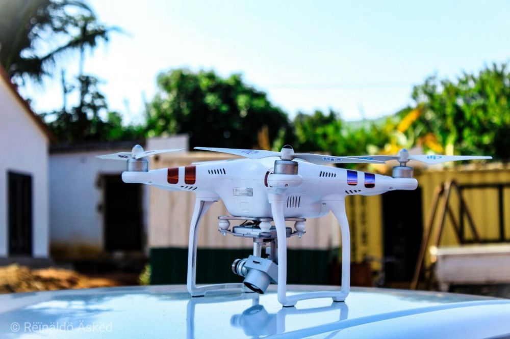 Drone em Aluguel