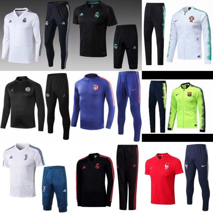Conjuntos de clubes de futebol