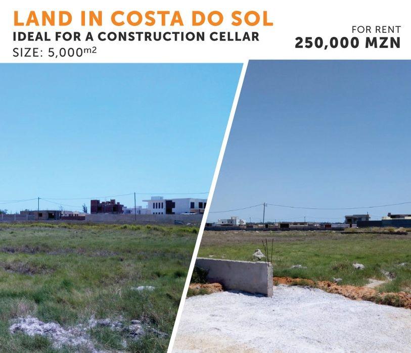 Arrenda-se espaço para um estaleiro em Mapulane - Costa do Sol
