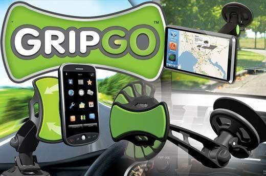 Suport auto telefon GripGo