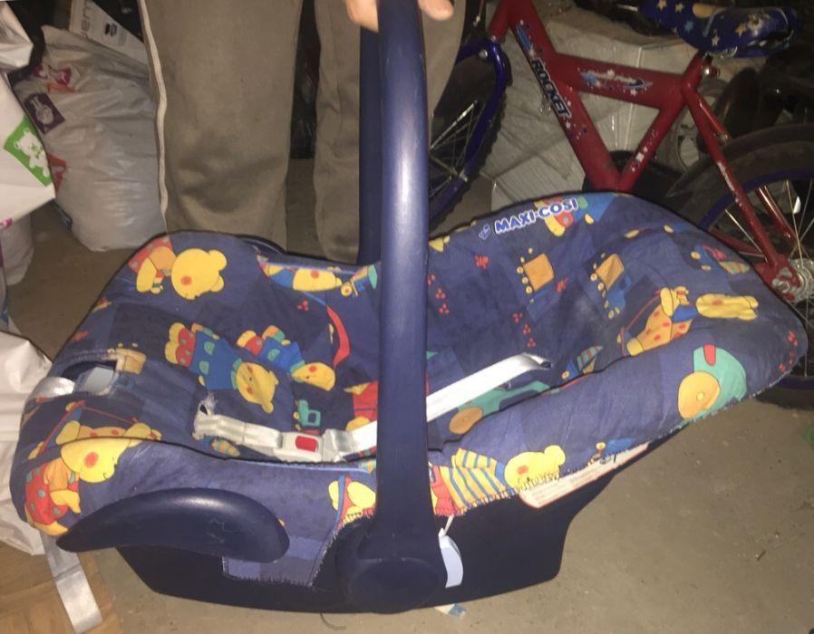 Бебешко кошче за кола и пренасяне Maxi Cosi