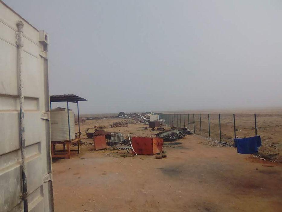 Vendo estaleiro 2 hectares no Namibe, na cidade