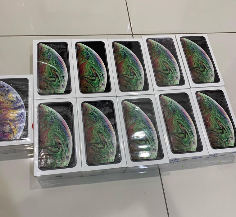 IPhone XS Max 512GB Selados Promo Promo