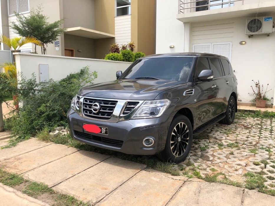 Nissan Patrol Urgente
