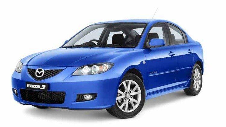 Jante Mazda 3 6.5x16 et 52.5 5x114,3 Oradea - imagine 8