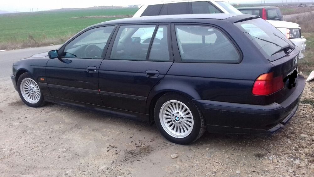 -=НА ЧАСТИ=- BMW 525 tds Бмв Е39 525 ТДС 1999 ръчка комби с. Равда - image 3