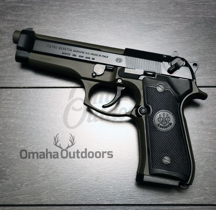 ARMA-MODIFICATA Co2gaz Aer Comprimat Pistol Airsoft Beretta/Taurus 6mm