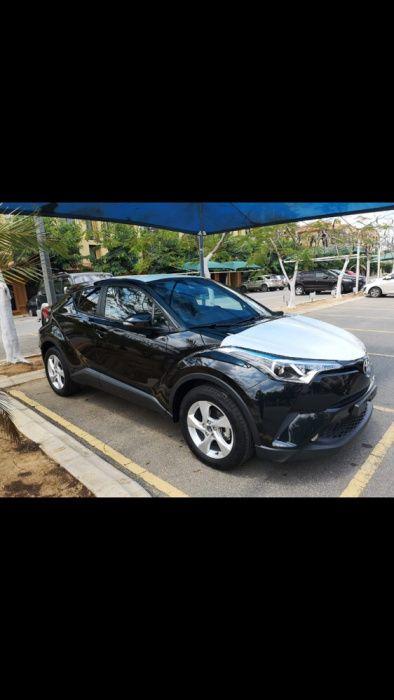 Toyota CRH new genetetion 00km