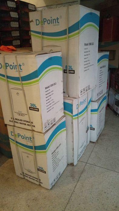 Termo acumuladores novos e originais marca Depoint 30L com garantia