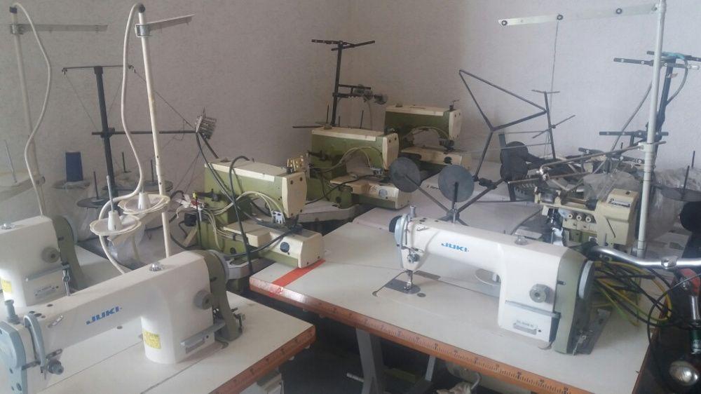 Masina/Masini de cusut textile diferite modele