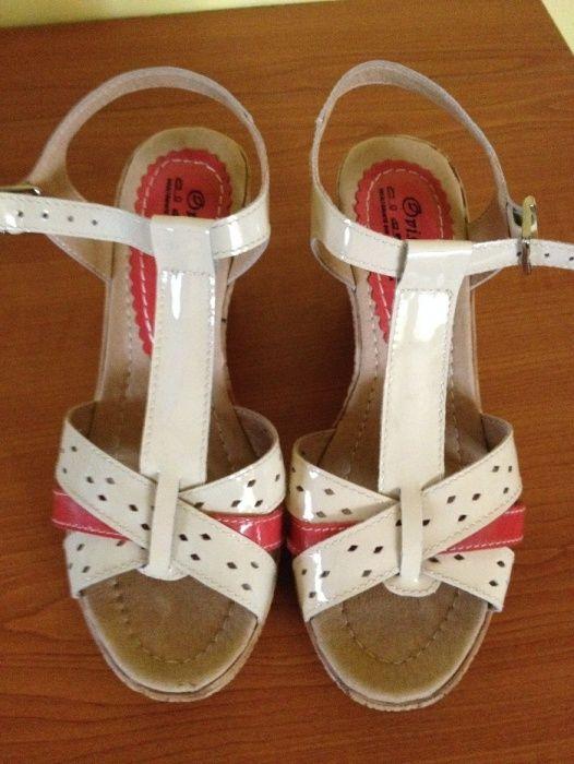 Sandale piele 37