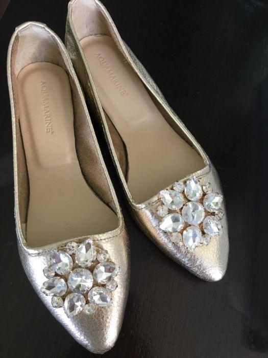AQUAMARINE нови обувки