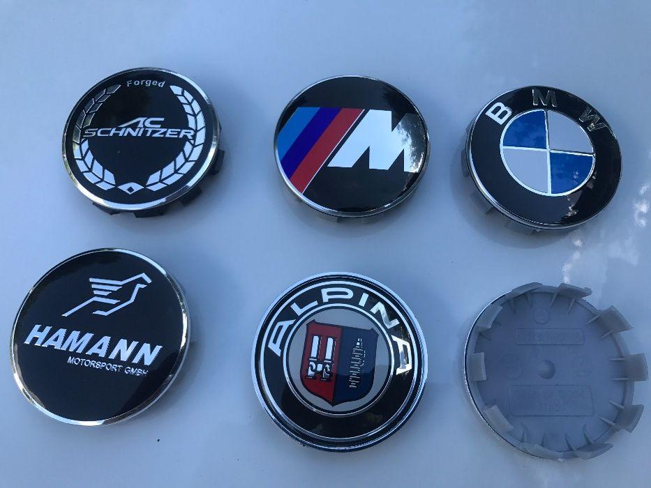 preturi ieftine proaspăt confortabil imagini detaliate Capacele jante aliaj BMW Hamann ///M Alpina AC Schnitzer, capace ...