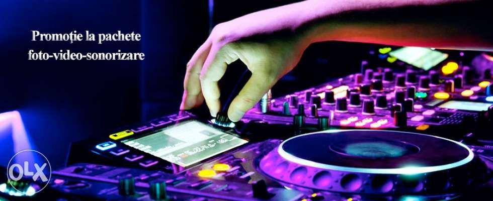 DJ Sonorizare evenimente diverse