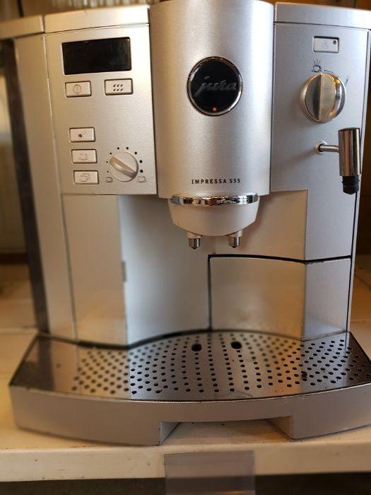 Expresor espressor cafea Jura Impressa S55