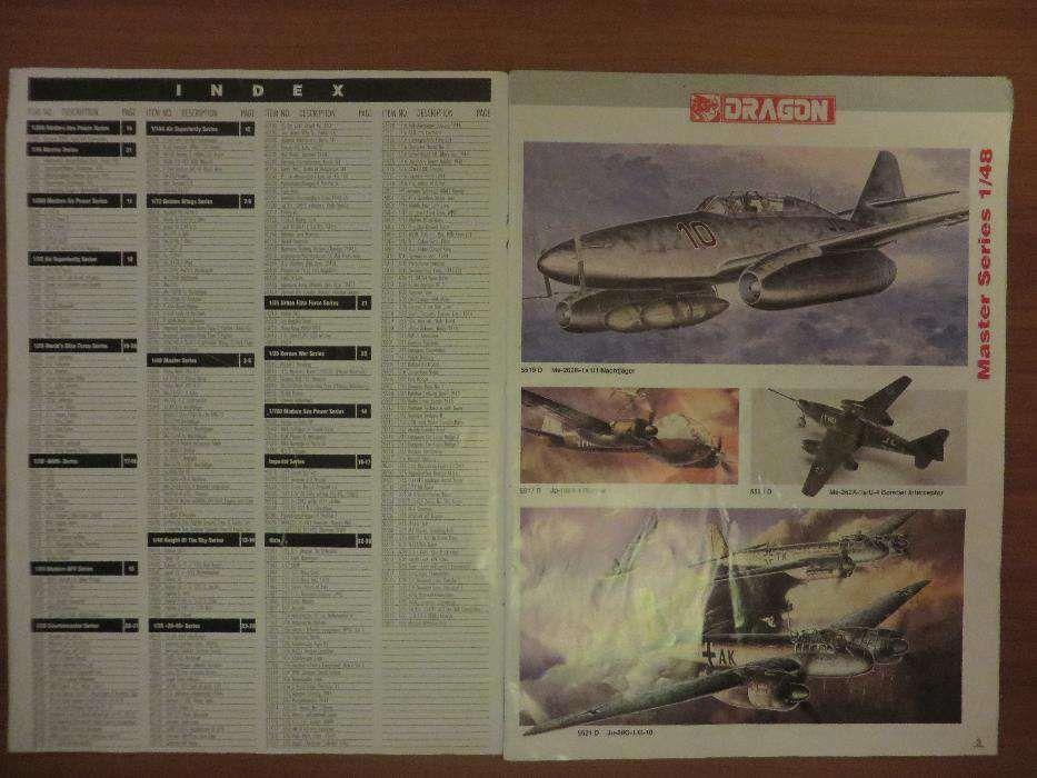 catalog machete Dragon - Kirin 1995