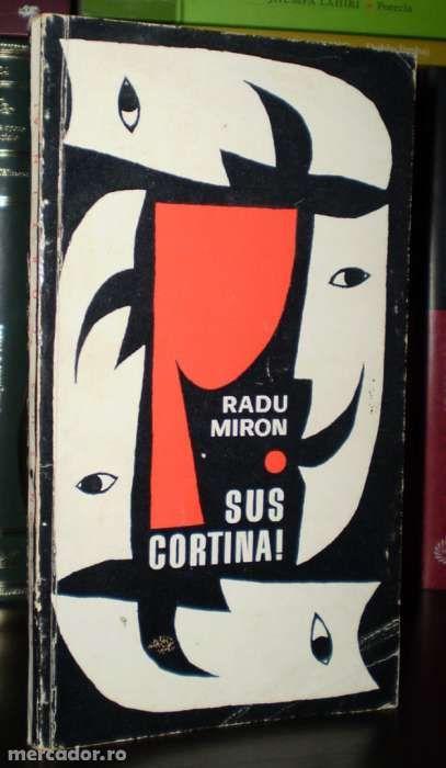 Sus cortina: Intamplari amuzante din teatrul românesc de odinioară