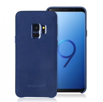 Husa piele microfibra moale Jison Case, Samsung S9, back cover dif cul