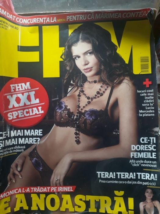 Colecție FHM