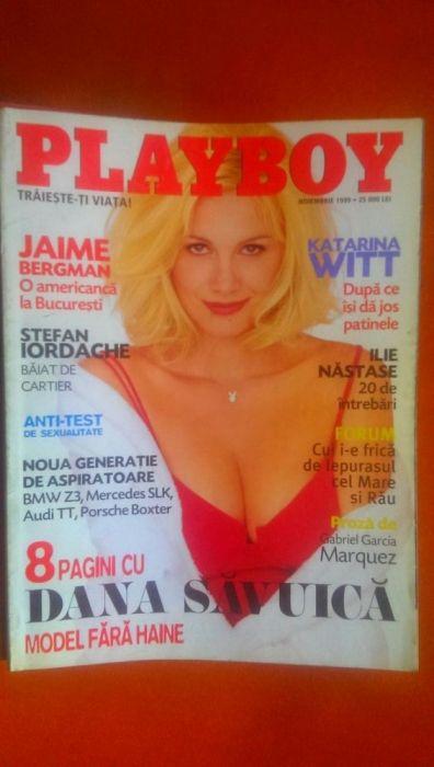 Revista nr. 1 Playboy Romania Vulcan • OLX.ro