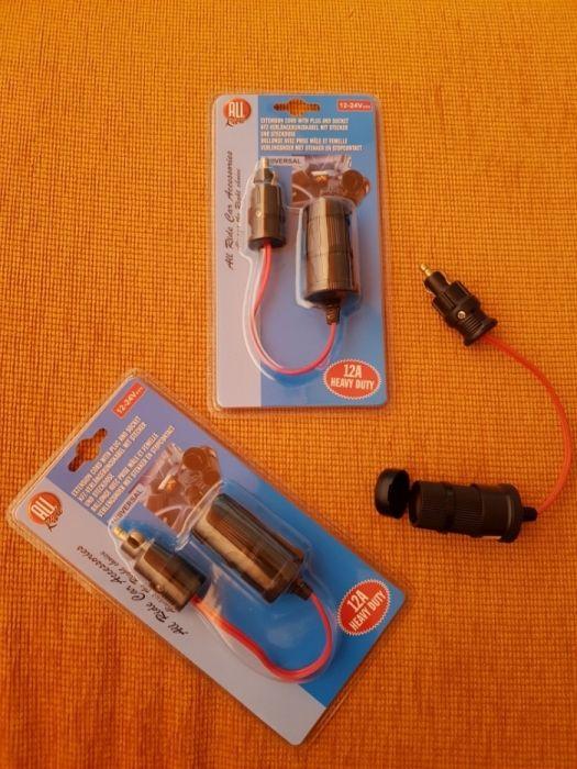 Разклонител за запалка за кола;Преходник за запалка за кола 3×12v,24v. гр. Пловдив - image 12