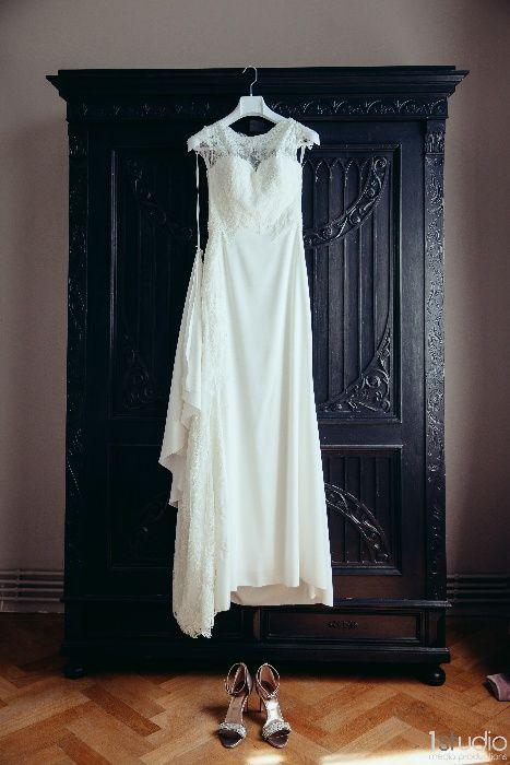 Vand rochie mireasa La Sposa, model Hudson, Pronovias
