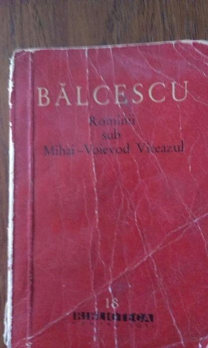 Balcescu - Romanii sub Mihai - Voievod Viteazul