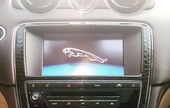 Update navigatie Jaguar F-type XF XJ HDD Gen 2.1