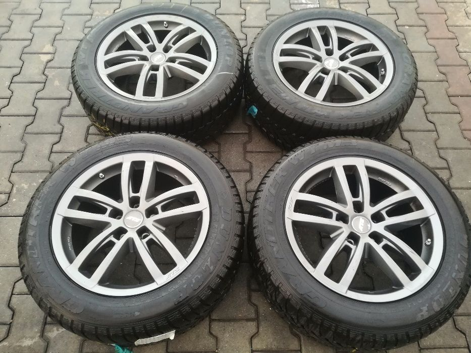 255 55 R18 Roti Iarna BMW X5