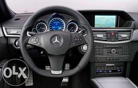 DVD harti navigatie Mercedes E Class w212 CLS Europa ROMANIA v12 2018