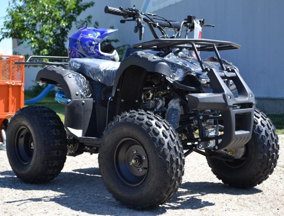 ATV BENZHOU 125cmc Tracker NOU cu garantie casca cadou