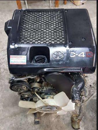 Vendo Motor novo 1KD 3000 Novo