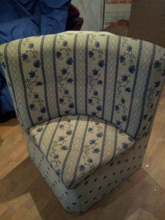 Ъглов диван гарнитура фотьойл и ъгъл