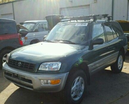 Vende se Toyota Rav4 familiar