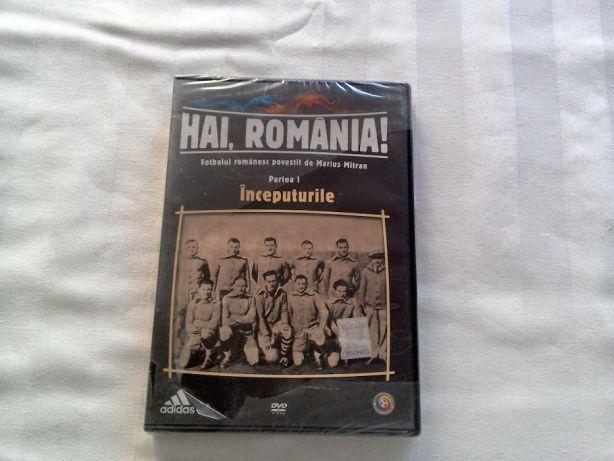 DVD - Hai România - produs nou