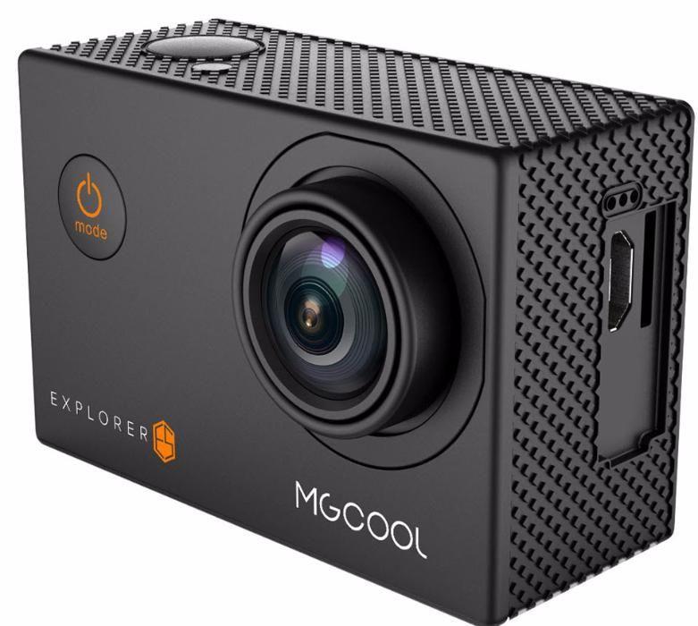 """Спортна камера MGCOOL Explorer ES 3K Allwinner V3 чипсет 16MP 2"""" екран"""