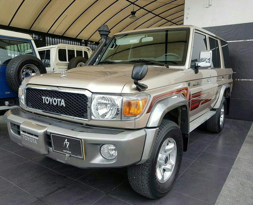 Toyota Land Cruiser nova 0km